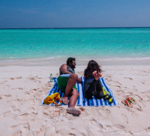 Rasdhoo Island, Maldives