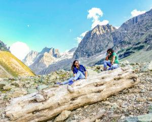 Thajiwas Glacier, Sonamarg, Kashmir